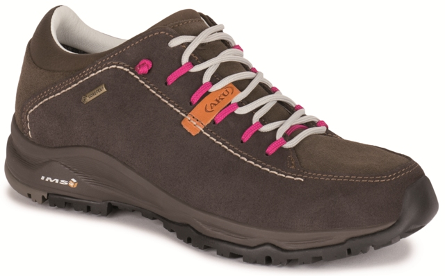Nemes Suede Ws Gt Low Brown Magenta
