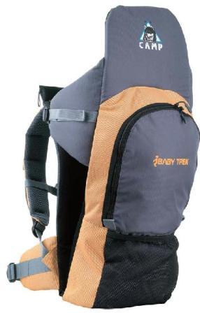Camp baby trek grey orange vendita on line - Zaino trekking porta bimbo ...