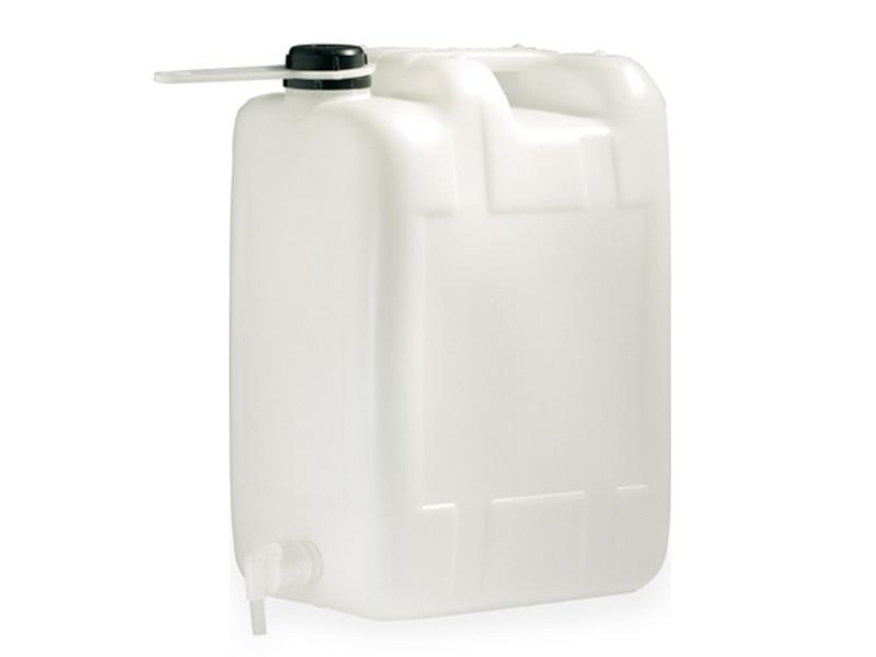 27 liters tank c. Tap