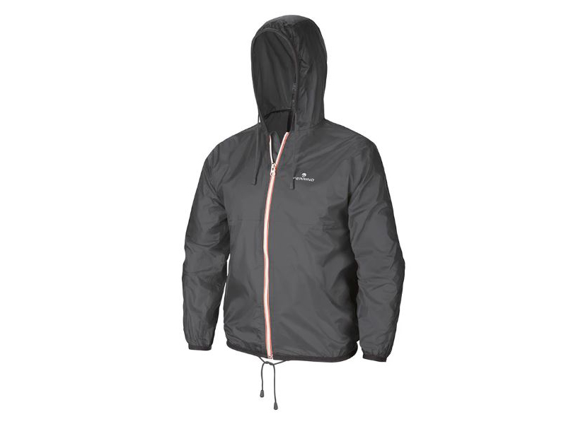 Motion Jacket Man Black