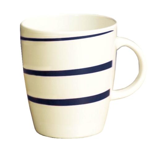 Twist Blue Mug