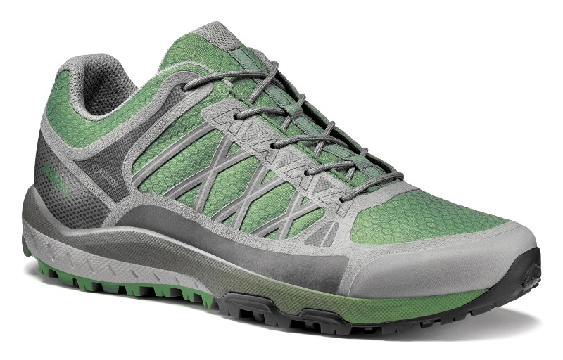Grid GV Woman Hedge Green