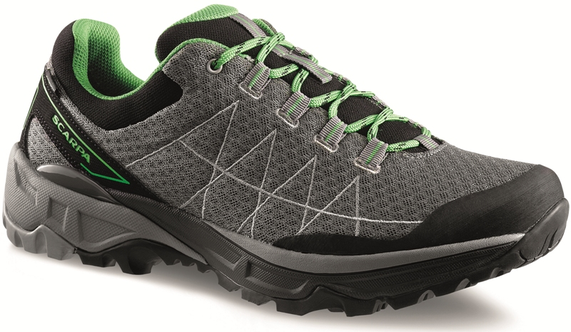 Helium GTX Anthracite Green
