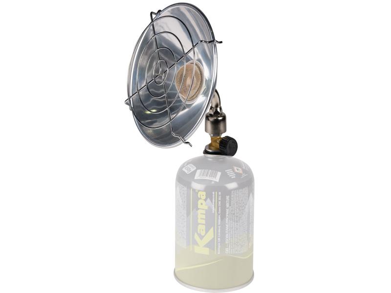 Single Parabolic Heater