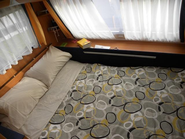 Eliotex pratik prontoletto 190x140 cm rolling o vendita on line - Pronto letto camper ...
