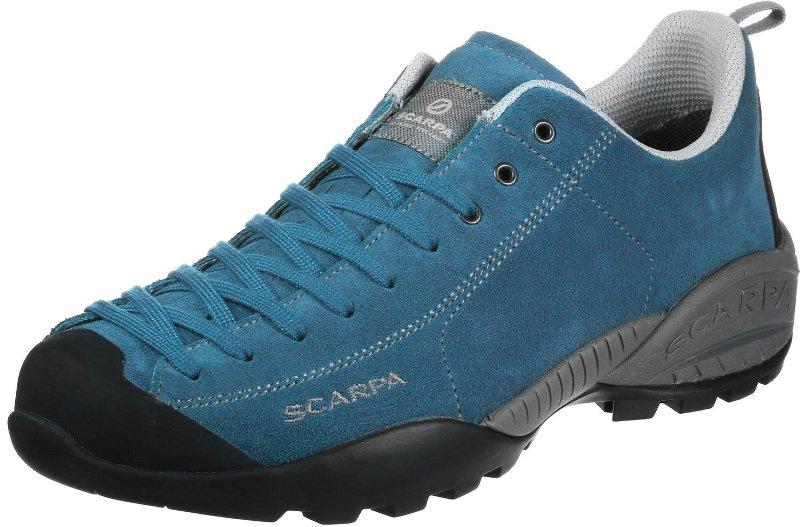 Scarpa Mojito GTX  atlantic blue  Die wasserdichte Variante des Klassikers