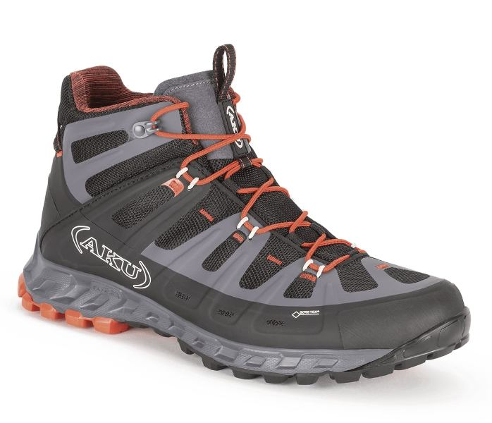 Selvatica Gtx Mid Black Red