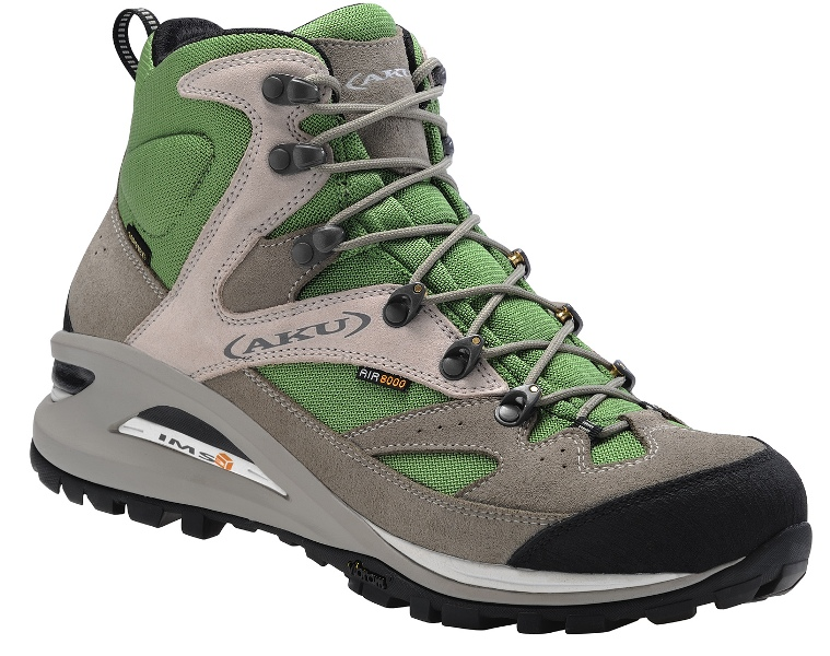 Transalpina GTX Grey/Green