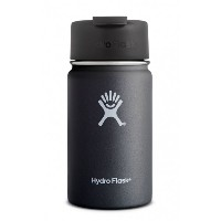 Hydro Flask - 12oz Coffee Wide Mouth Black