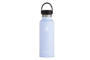 Hydro Flask - 18oz Standard Mouth Flex Cap Fog