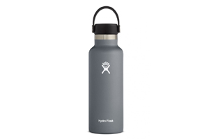 Hydro Flask - 18oz Standard Mouth Flex Cap Stone