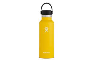 Hydro Flask - 18oz Standard Mouth Flex Cap Sunflower