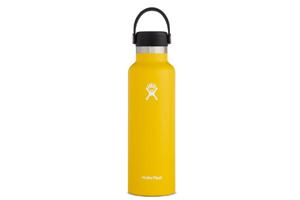 Hydro Flask - 21oz Standard Mouth Flex Cap Sunflower