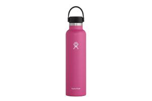 Hydro Flask - 24oz Standard Mouth Flex Cap Carnation