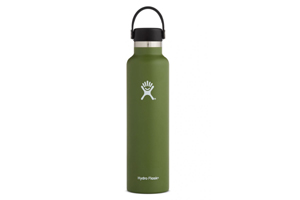 Hydro Flask - 24oz Standard Mouth Flex Cap Olive