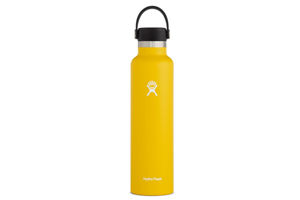 Hydro Flask - 24oz Standard Mouth Flex Cap Sunflower