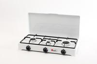 Parker - 5328CGP cooker 3 fires