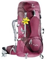 Deuter - ACT Lite 35+10 SL Blackberry Aubergine