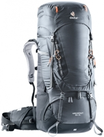 Deuter - Aircontact 55+10 Graphite Black