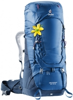 Deuter - Aircontact 60+10 SL Steel Midnight