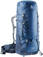 Deuter - Aircontact 65+10 Midnight Navy