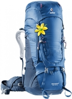 Deuter - Aircontact 40+10 SL Steel Midnight