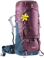 Deuter - Aircontact Lite 50+10 SL Blackberry Navy