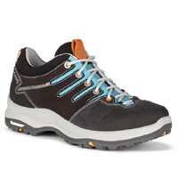 Aku - Montera Low GTX Ws Dark Gray Light Blue