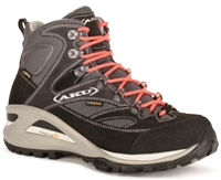 Aku - Transalpina GTX Ws Black Fluo Red