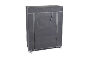 Ki - 3-shelf wardrobe 60x30x80 cm