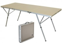 Beaver brand - Alu Triad table
