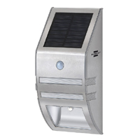 Brennenstuhl - Lampada Solare da Parete SOL
