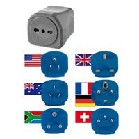 Brennenstuhl - Travel plugs set
