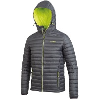 Camp - ED Motion Jacket Antracite Grey