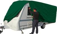 Kampa - Caravan Cover Size 4 cm 580/639