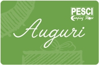 Pesci - Greetings Customizable Gift Card Amount