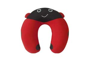 RELAGS - Ladybug Travel Pillow