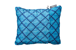 ThermaRest - Compressible Pillow Blue Ether