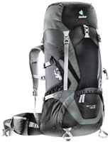 Deuter - ACT Lite 40+10 Black Granite