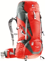 Deuter - ACT Lite 40+10 Fire Granite