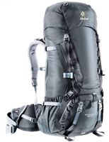 Deuter - Aircontact 55+10 Granite Black
