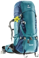 Deuter - Aircontact 60+10 SL Denim Midnight