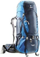 Deuter - Aircontact 65+10 Midnight Ocean