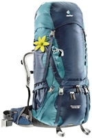 Deuter - Aircontact 70+10 SL Midnight Denim