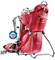 Deuter - Kid Comfort II Cranberry Fire