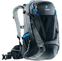Deuter - Trans Alpine 30 Black Graphite