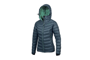 Camp - ED Hyper Jacket Blu Verde