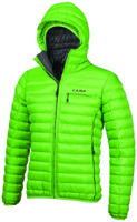Camp - ED Protection Jacket Green-Gray