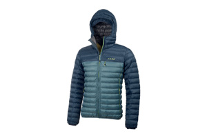 Camp - ED Protection Jkt Bicolor Blu-Blu P-Grigio A