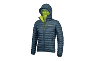 Camp - ED Protection Jacket Blu Pastello Lime